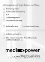 Vi Sample medipower_ruecksendekarte_vs