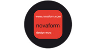 Logo Design Gallery2 Sample novaform_logo 世界标志大全 - Logo Design World! - 汇聚全球顶级标志设计大师数万经典作品